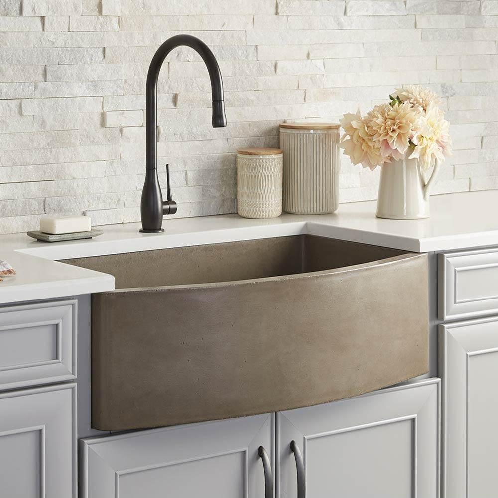 Sinks Kitchen Sinks Farmhouse   Russell Hardware - Plumbing-Hardware