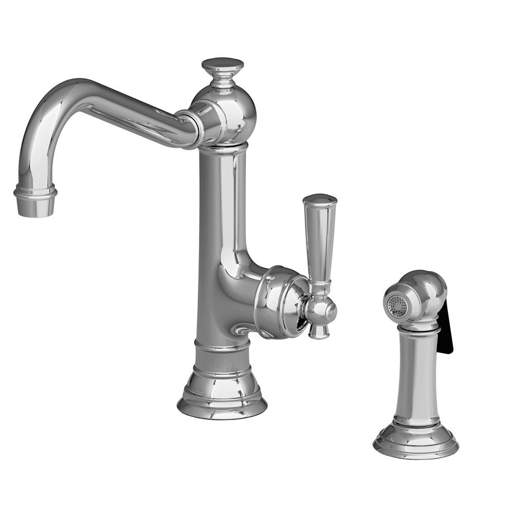 Newport Brass Deck Mount Kitchen Faucets item 2470-5313/08W