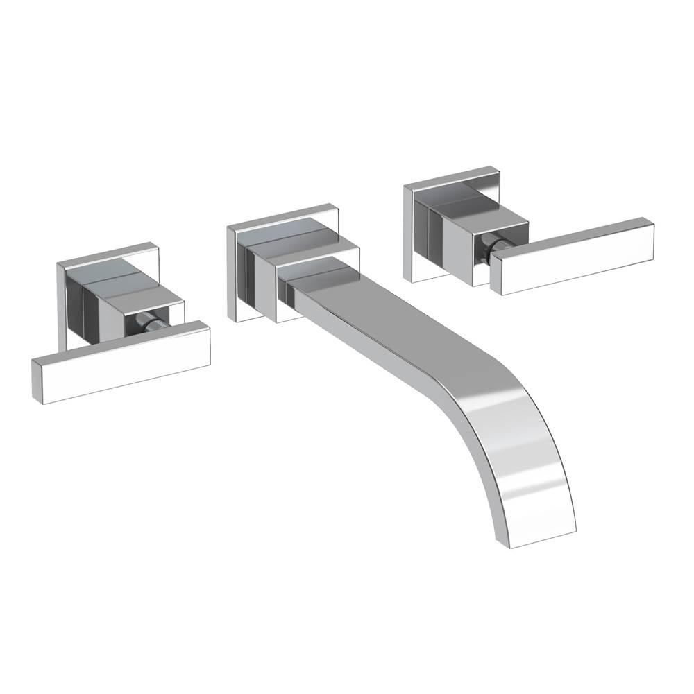 brand newport brass wall mount lavatory faucet