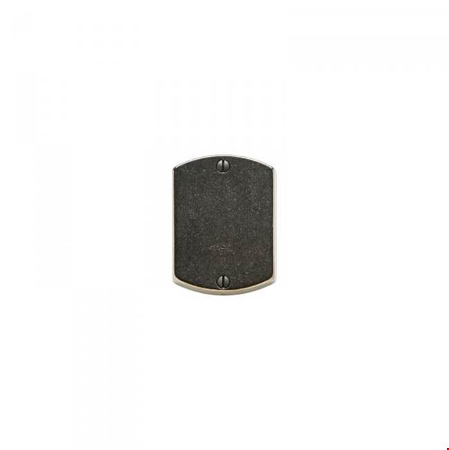 Rocky Mountain Hardware  Backplates item IP512