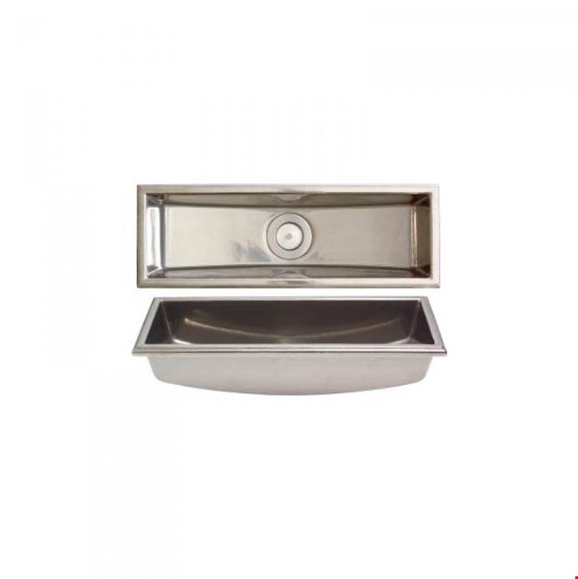 Rocky Mountain Hardware Drop In Kitchen Sinks item SK408