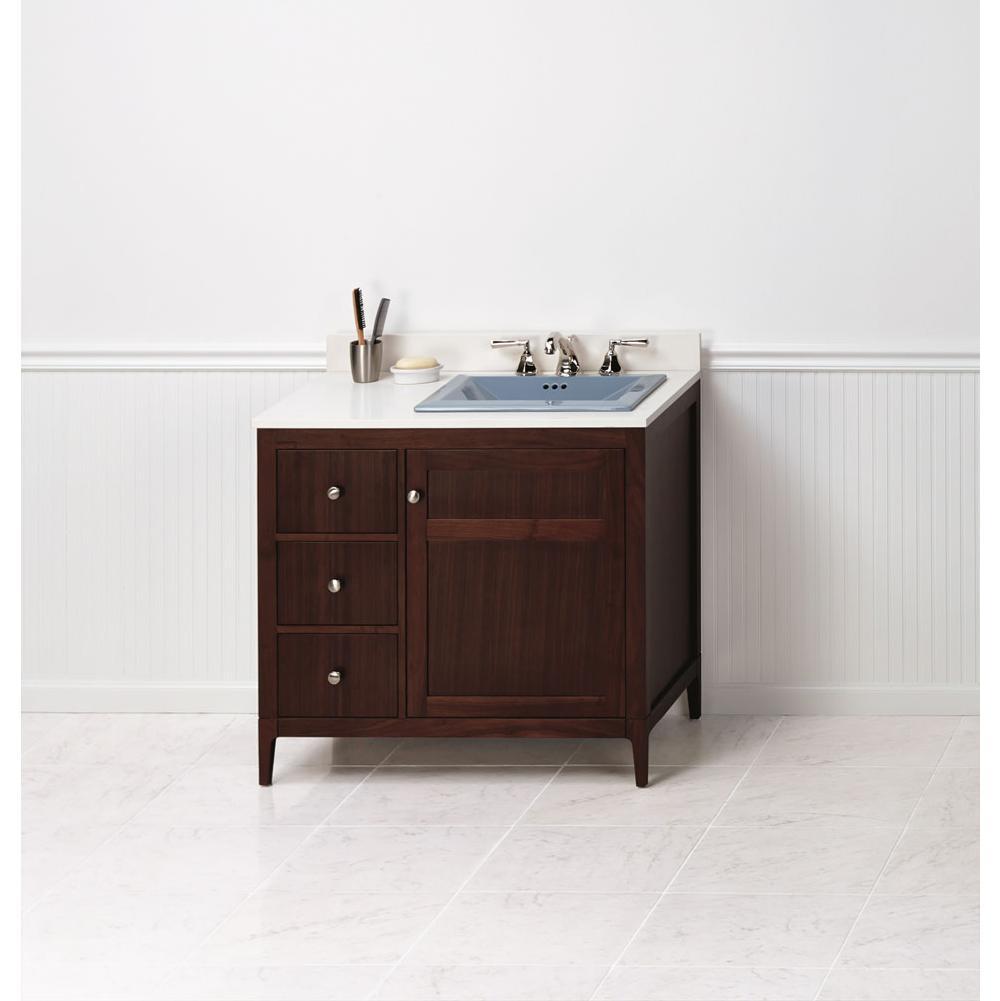 Superbe Ronbow Floor Mount Vanities Item 051736 3R W01