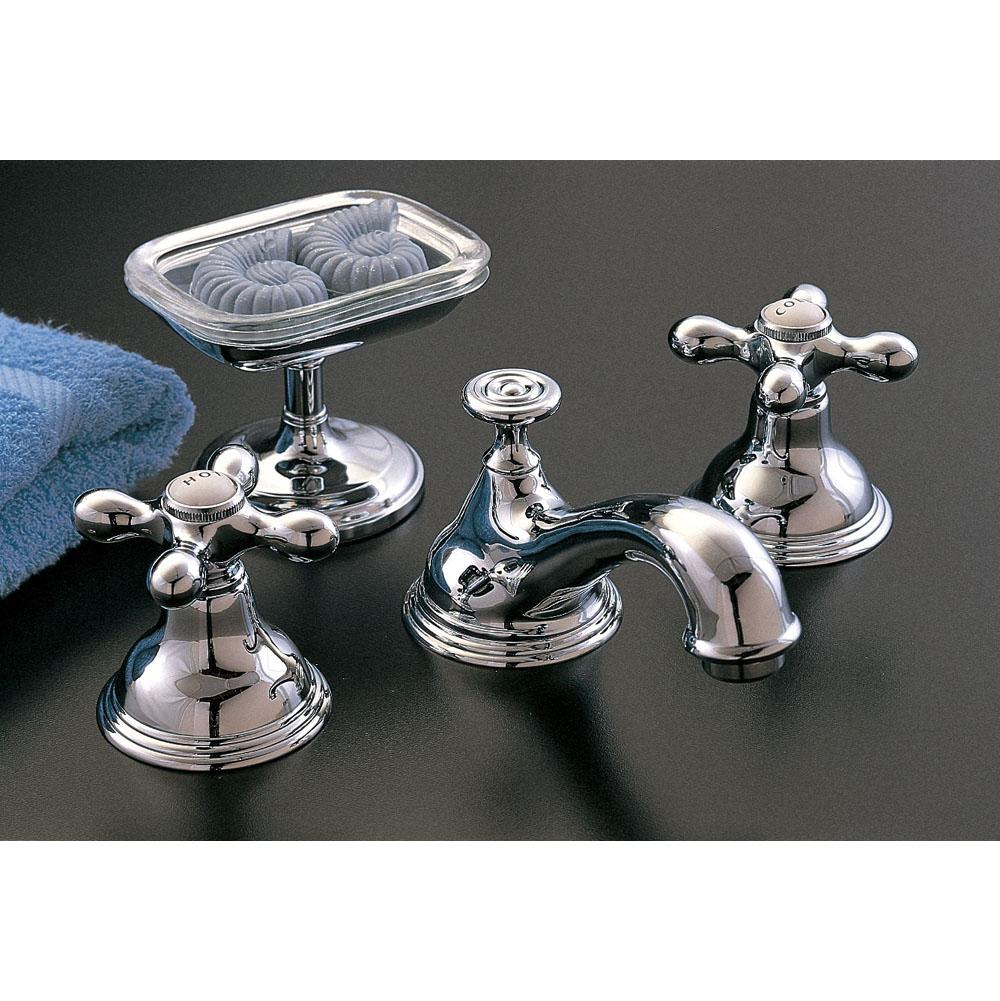 Sign Of The Crab Widespread Bathroom Sink Faucets item P0345C