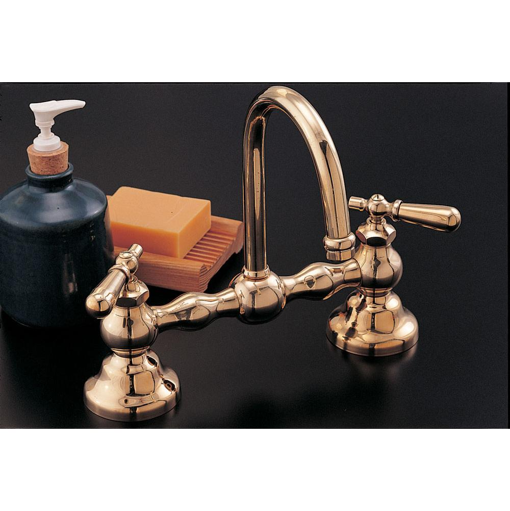 Sign Of The Crab Bridge Bathroom Sink Faucets Item P0557 12C