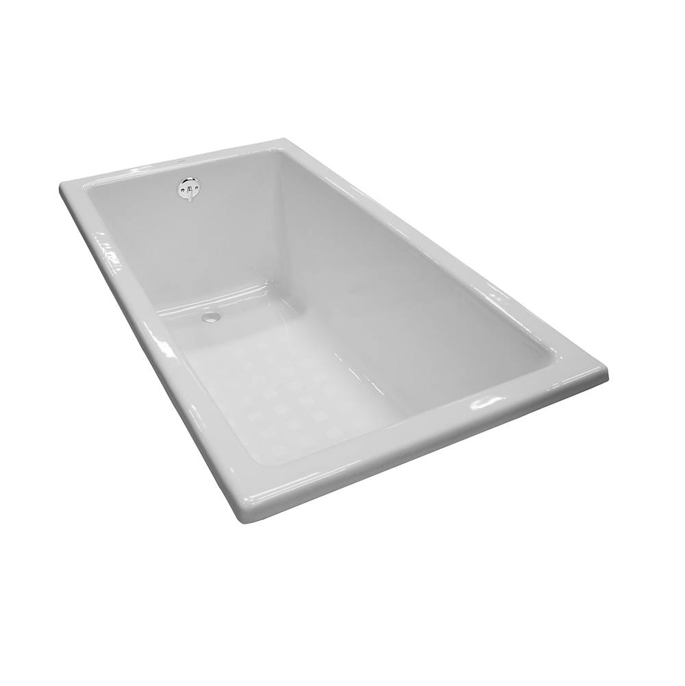 Toto Drop In Soaking Tubs item FBY1550P#12