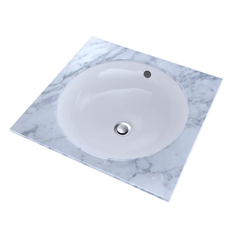 Toto Undermount Bathroom Sinks item LT193G#11