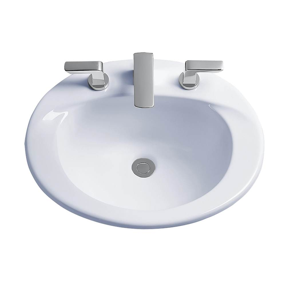 Toto  Bathroom Sink And Faucet Combos item LT511.4#51
