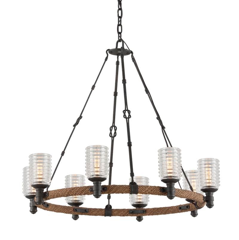 troy lighting chandeliers single tier russell hardware plumbing