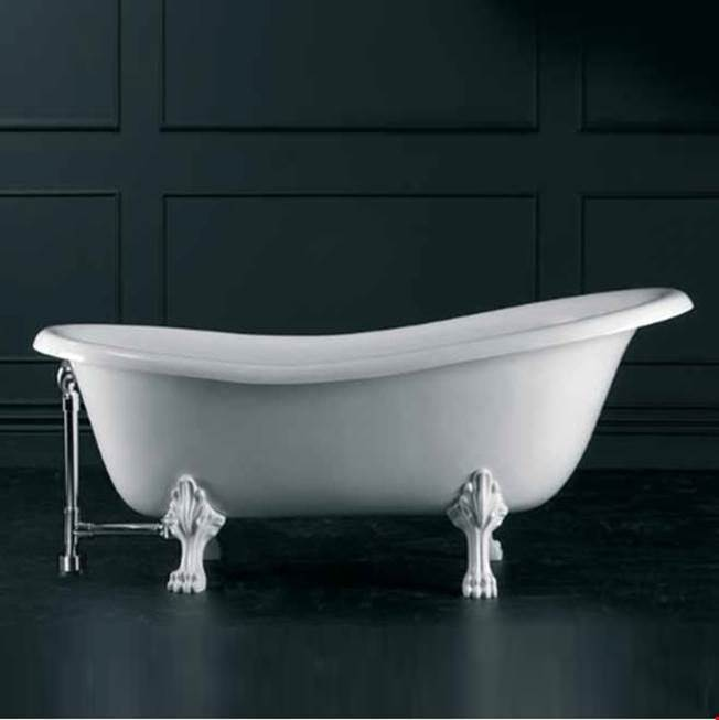 Victoria And Albert Clawfoot Soaking Tubs item ROX-N-xx-OF + FT-ROX-WH