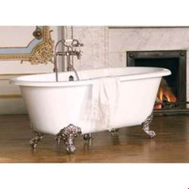 Victoria And Albert Clawfoot Soaking Tubs item CHE-N-SW-OF + FT-CHE-PB