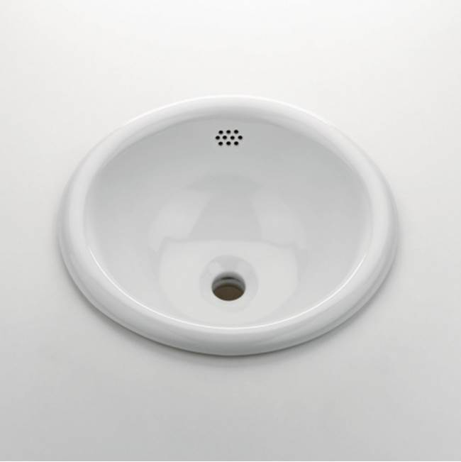 Waterworks Drop In Bathroom Sinks item 11-01883-51422