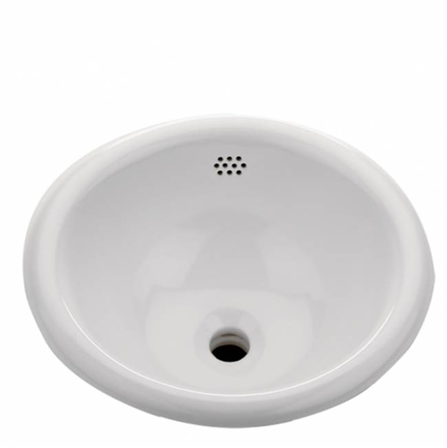 Waterworks Drop In Bathroom Sinks item 11-33680-96391