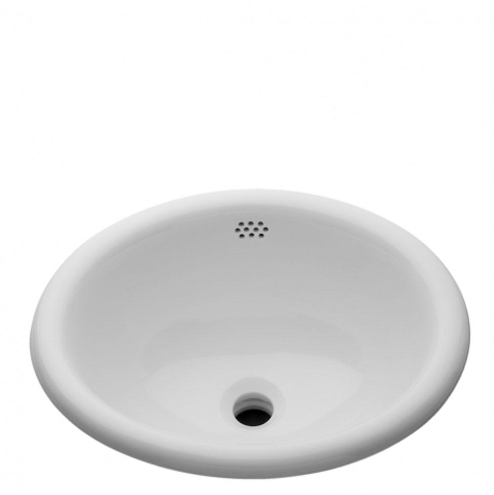 Waterworks Drop In Bathroom Sinks item 11-17109-39916