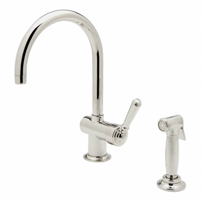 Waterworks Single Hole Kitchen Faucets item 07-58139-35909