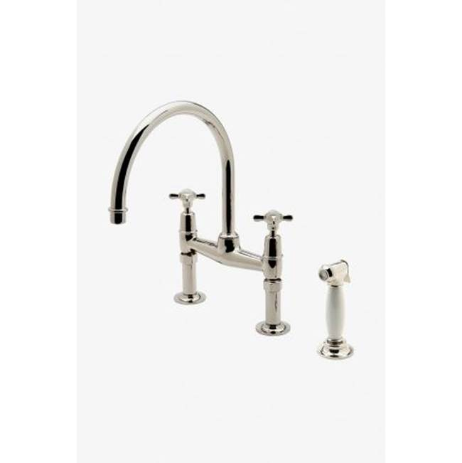 Waterworks Bridge Kitchen Faucets item 07-45548-14548