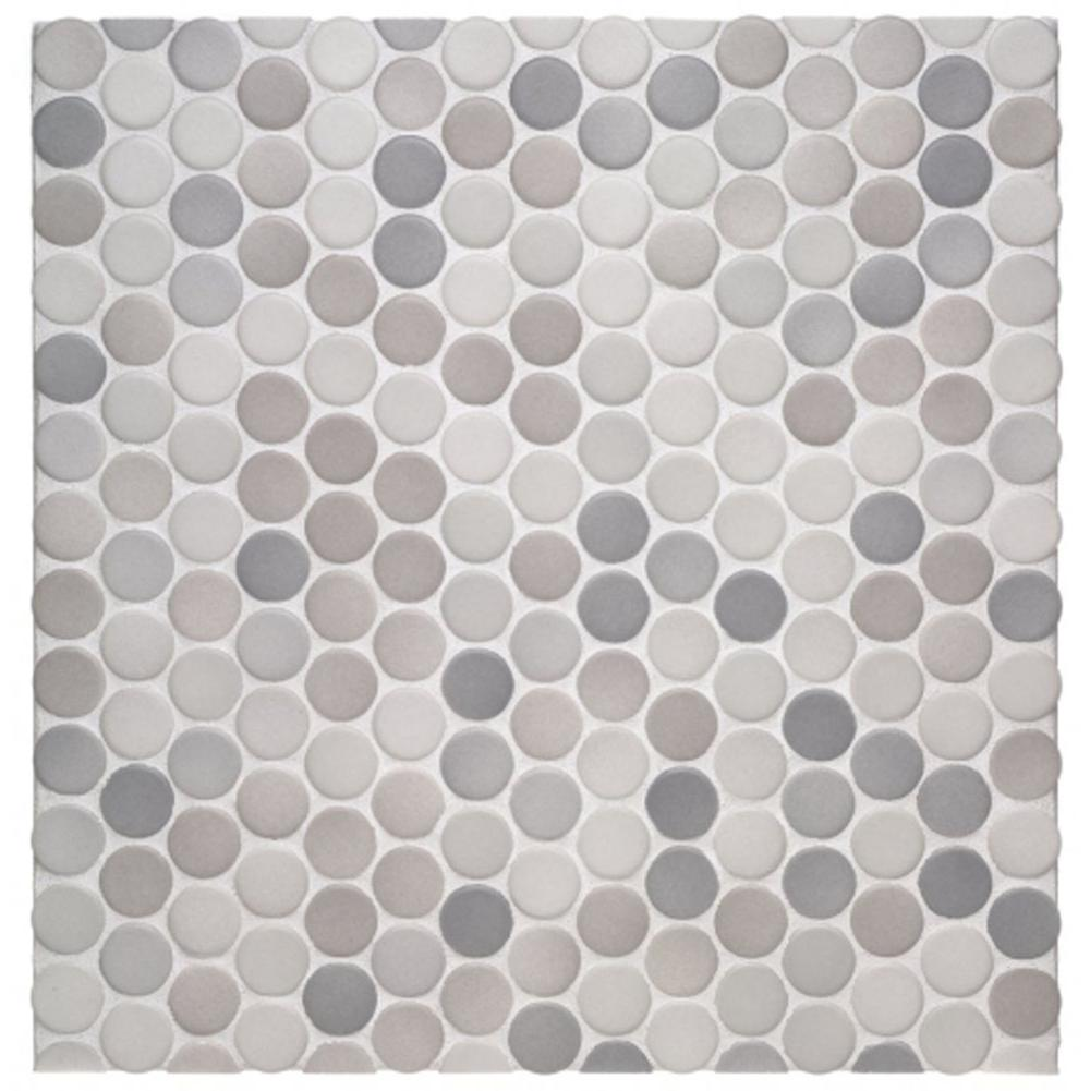 Waterworks penny tile designer finishes russell hardware waterworks porcelain tile item 02 69877 44110 dailygadgetfo Image collections