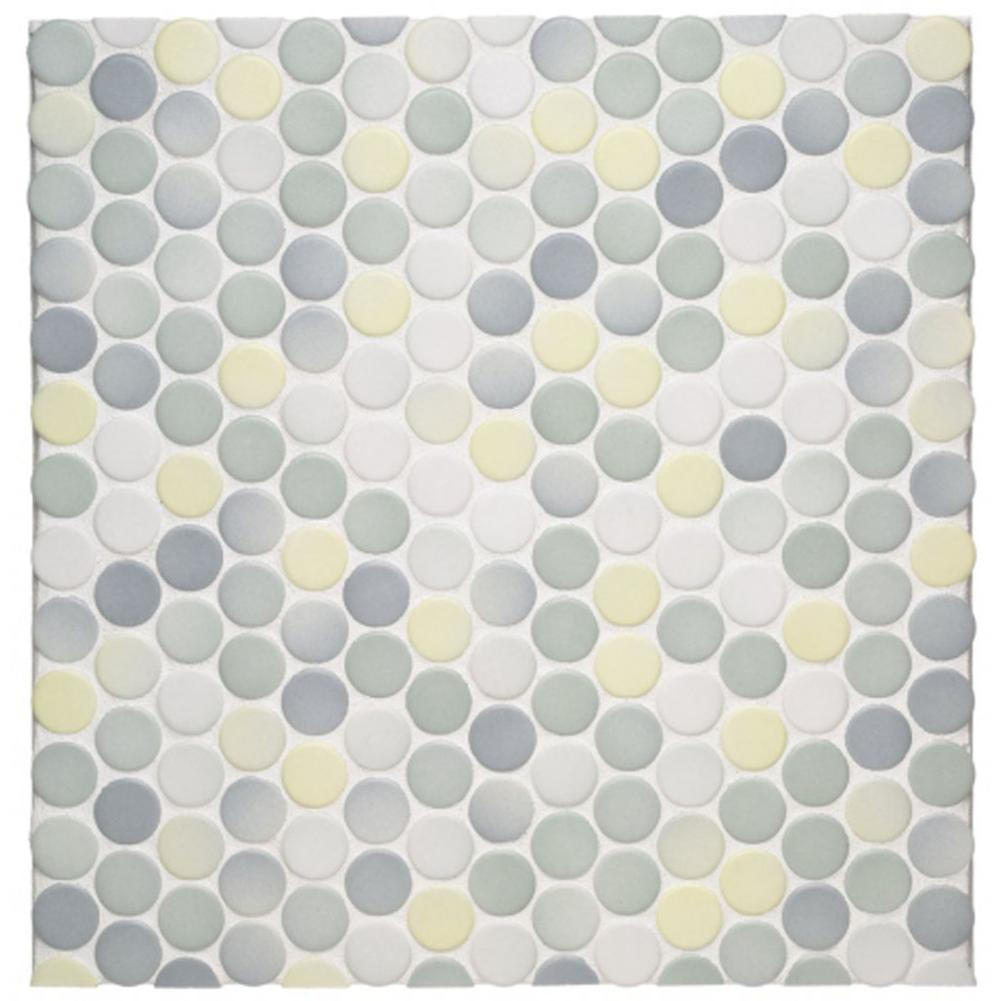 Waterworks tile penny tile russell hardware plumbing hardware price not available dailygadgetfo Image collections