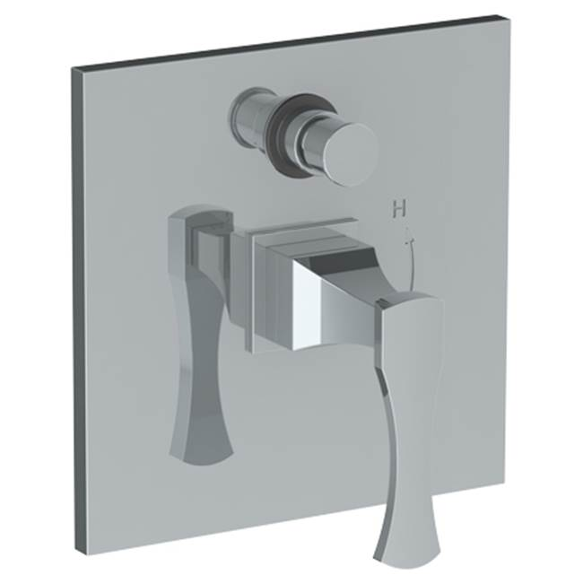 Watermark Pressure Balance Trims With Integrated Diverter Shower Faucet Trims item 125-P90-BG4-UPB