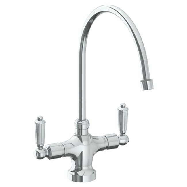 Watermark Deck Mount Kitchen Faucets item 180-7.2-U-GP