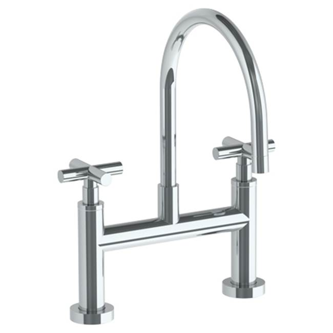 Watermark Bridge Kitchen Faucets item 23-7.5G-L9-SEL