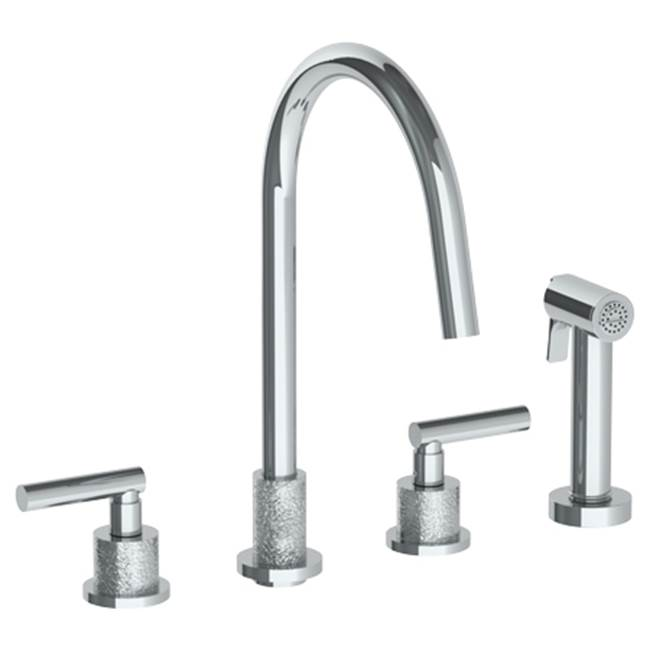 Watermark Side Spray Kitchen Faucets item 27-7.1-CL14-CL