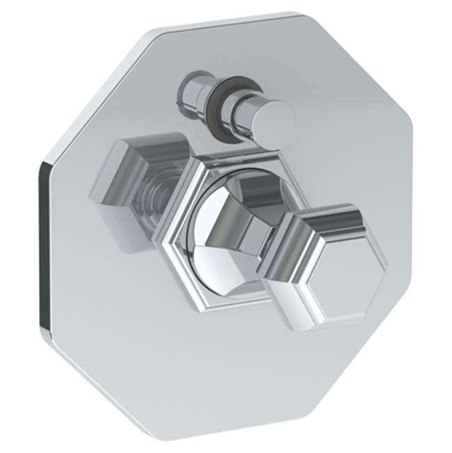 Watermark Pressure Balance Trims With Integrated Diverter Shower Faucet Trims item 314-P90-T6-PVD