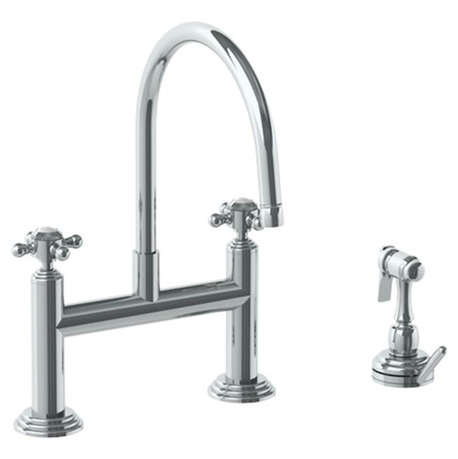 Watermark Bridge Kitchen Faucets item 321-7.65-V-SG