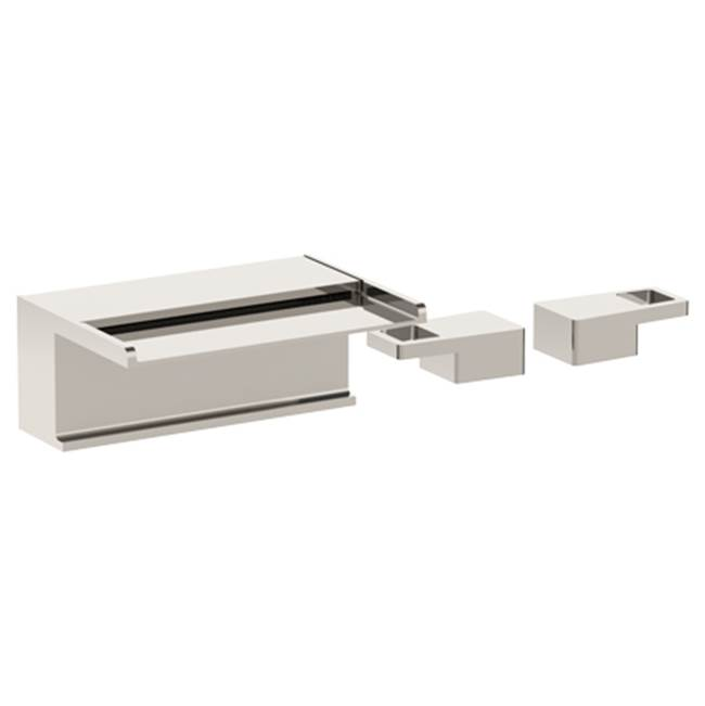 Watermark Deck Mount Tub Fillers item 35-8WF-ED2-PC