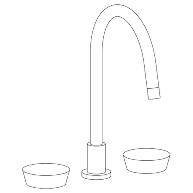 Watermark Deck Mount Kitchen Faucets item 36-7G-CM-PC