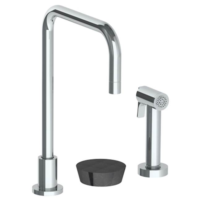 Watermark Deck Mount Kitchen Faucets item 36-7.1.3A-NM-UPB