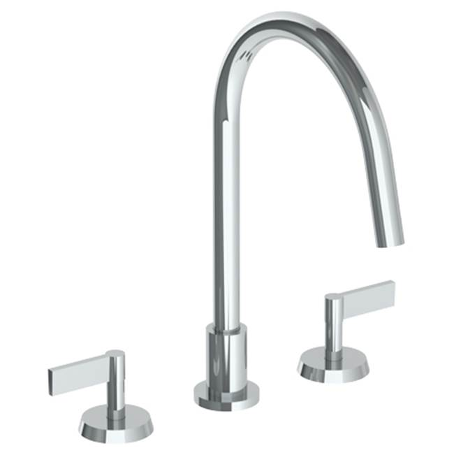 Watermark Deck Mount Kitchen Faucets item 37-7G-BL2-PVD