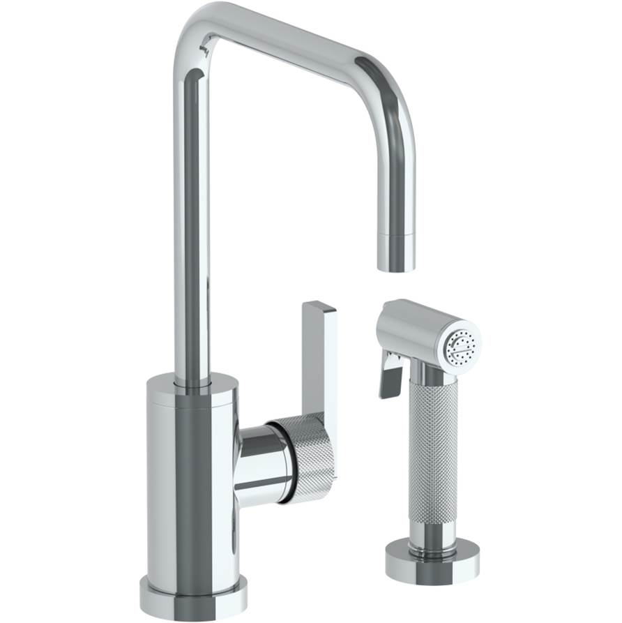 Watermark Deck Mount Kitchen Faucets item 70-7.4-RNK8-SPVD