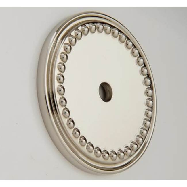 Water Street Brass  Backplates item 4343PBNL