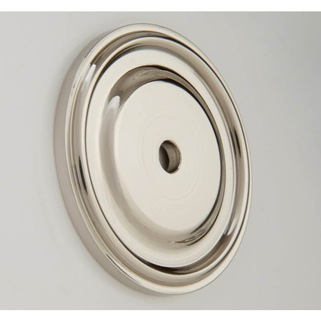 Water Street Brass  Backplates item 4384RBN