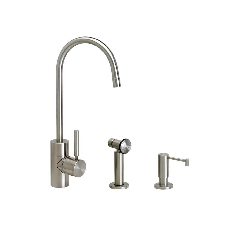 Waterstone Single Hole Kitchen Faucets item 3900-2-AC