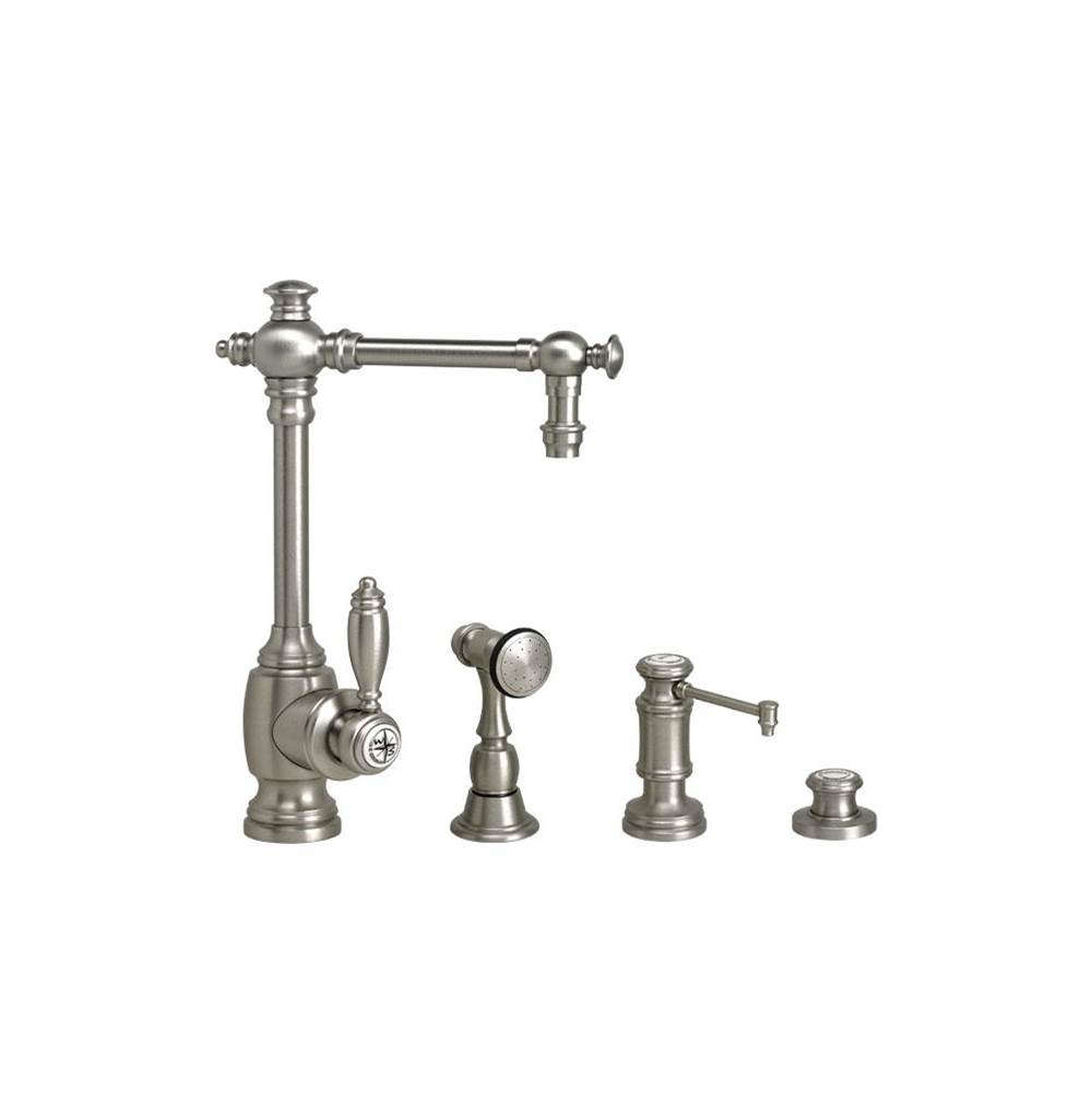 Waterstone Single Hole Kitchen Faucets item 4700-3-VB