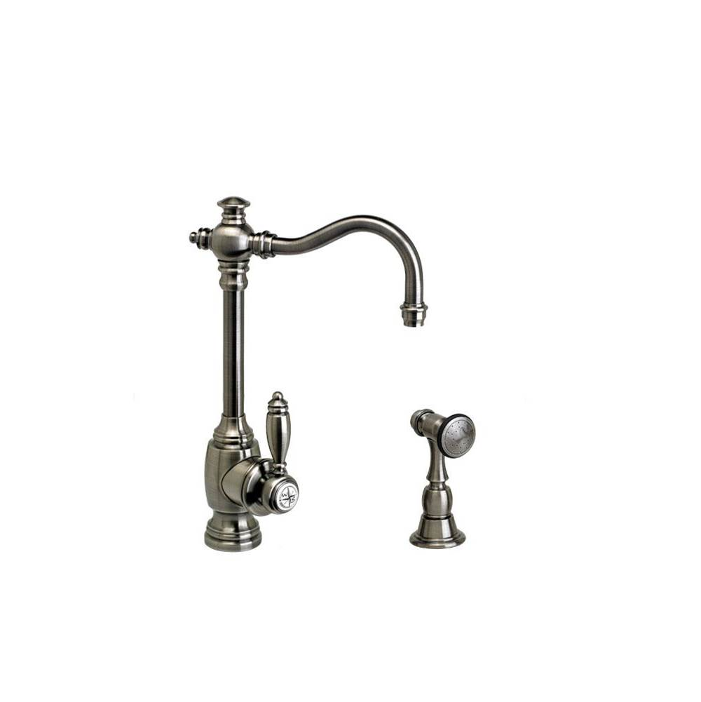 Waterstone Kitchen Faucets Annapolis Pewter Antique Pewter | Russell ...