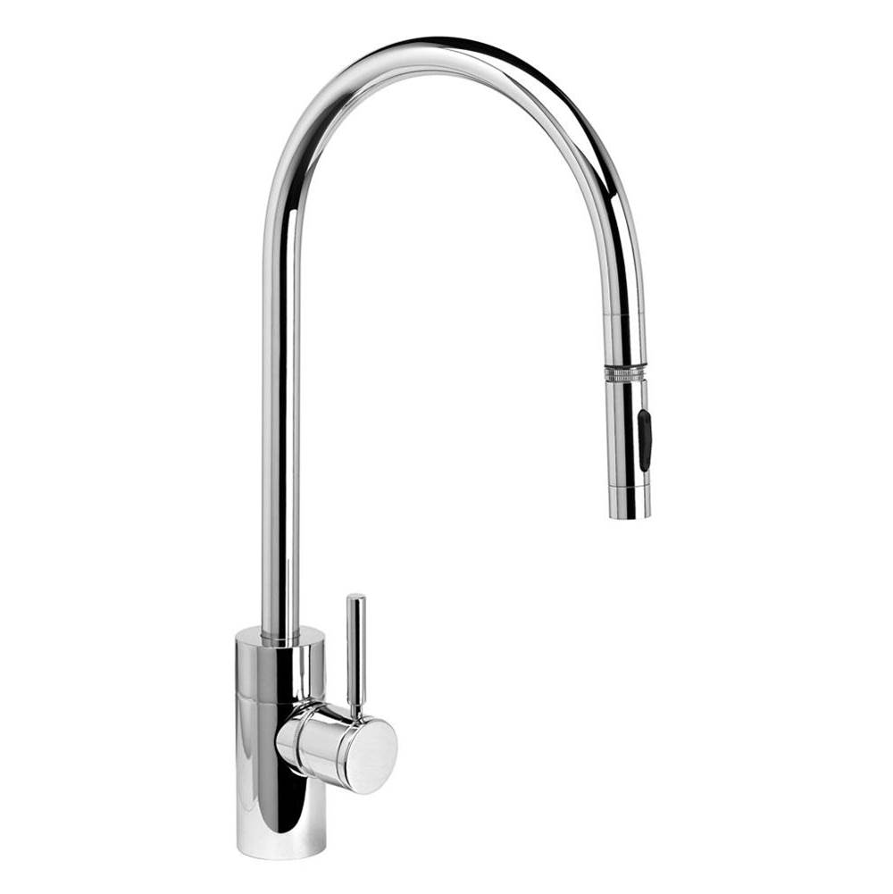 Waterstone Deck Mount Kitchen Faucets item 5300-SN