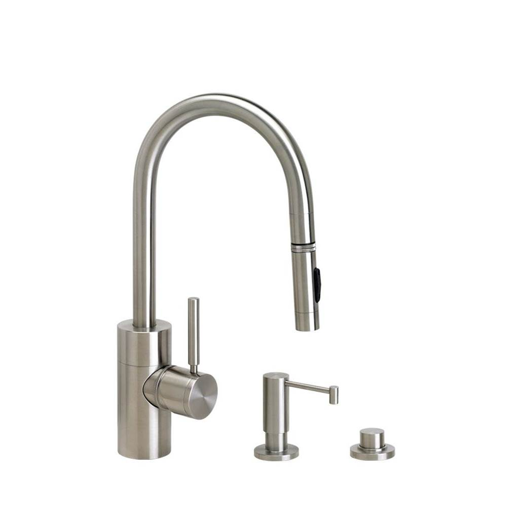 Waterstone Deck Mount Kitchen Faucets item 5900-3-DAC
