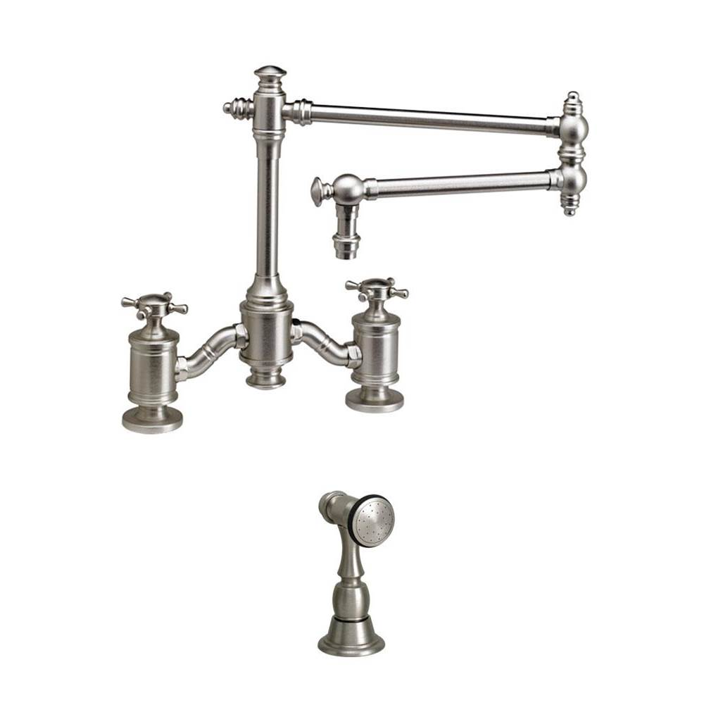 Waterstone Bridge Kitchen Faucets item 6150-18-1-WC