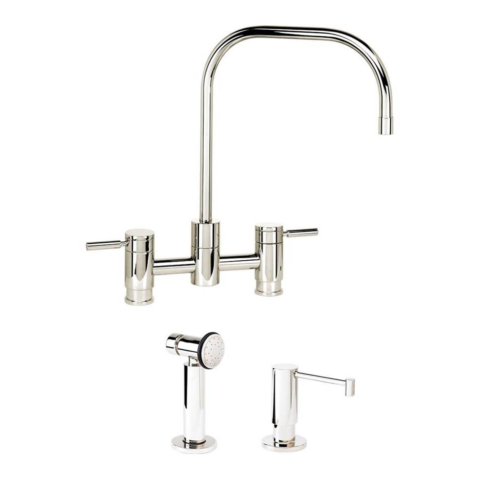 Waterstone Bridge Kitchen Faucets item 7825-2-ORB