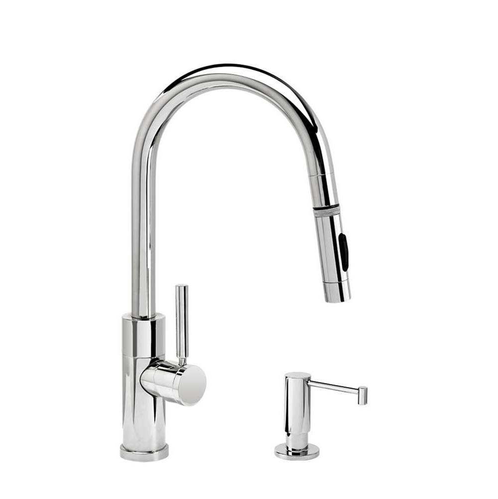 Waterstone Pull Down Faucet Kitchen Faucets item 9960-2-GR