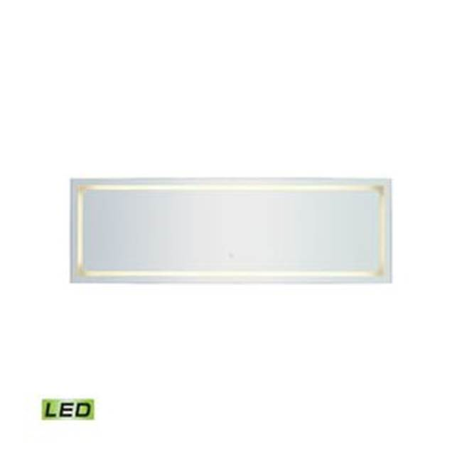 Ryvyr Electric Lighted Mirrors Mirrors item LM3K-2264-PL4